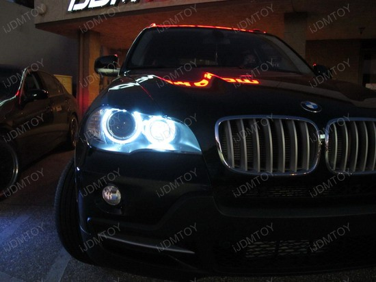BMW - X5 - Angel - Eyes - 1